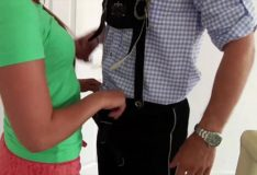 Abby Cruz dando a buceta pro golfista