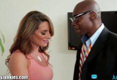 Corno Gordo assistindo a esposa fodendo