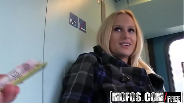 Begg - Public Pick Ups - Fuck in the Train Toilet starring  Angel Wicky