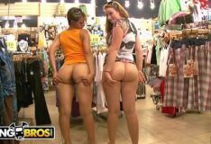 BANGBROS – Classic Ass Parade Clip With Kelsey Michaels & Alina Aldamen