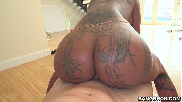 Tattoos and Hard Anal - Bella Bellz