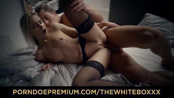 Very beautiful and fiery hottie having horny sex